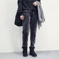 Теплые спортивные бархатные штаны