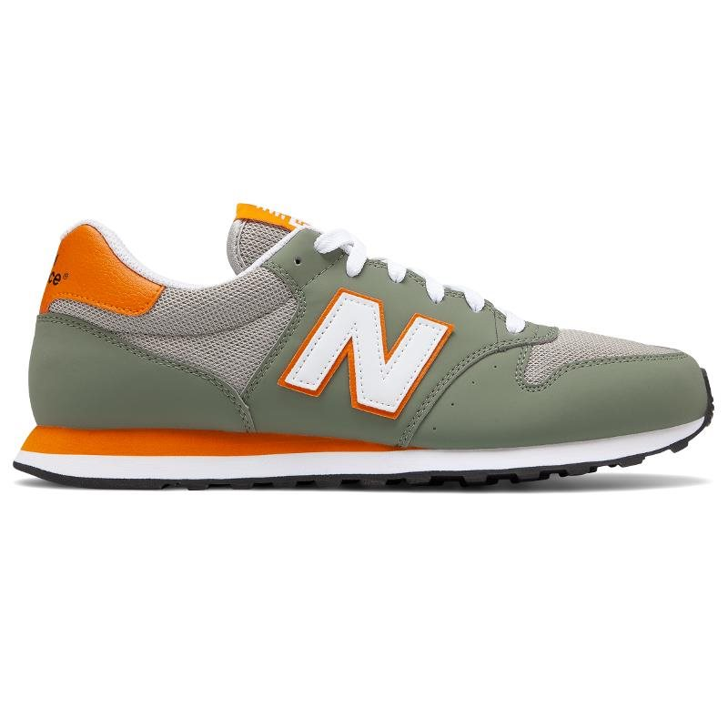 NEW BALANCE Mens Unisex GM500 CGS, Free And Time Sportwear, Green