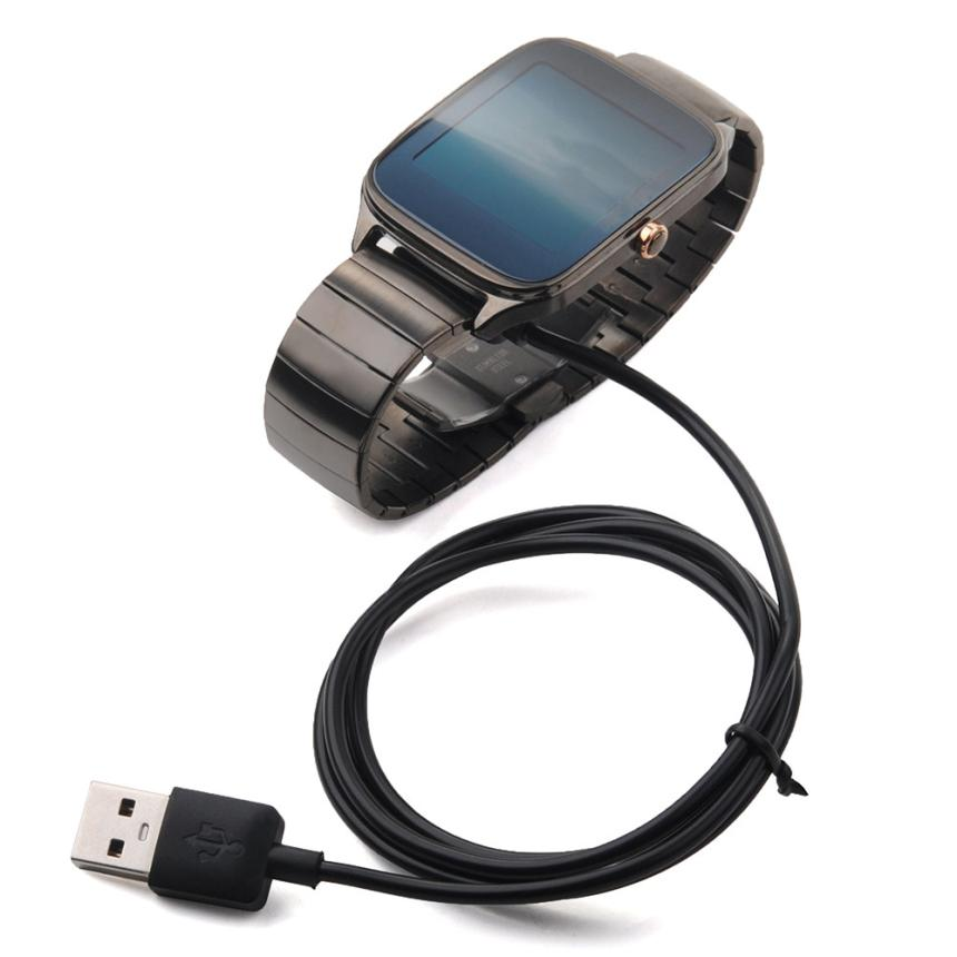 Good Sale For ASUS ZenWatch 2 Smart Watch USB Magnetic Faster Charging Cable Charger Jul 21