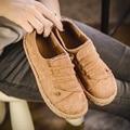 2017 Весной Бренд Открытый Женская Обувь Женская Мода Квартиры Обувь Класса Люкс Женская Обувь Основные Типы Девушки Лодка Обувь Zapato MX28
