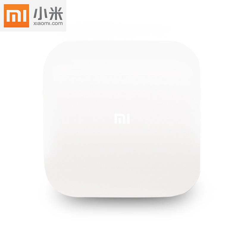 Original Xiaomi Mi4 Voice Control Mini Smart TV Box BT4.1 Android 2.4G Wireless WiFi Smart Set Top Box 2GB+8GB Support 4K HDR