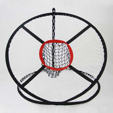 MINI Golf Pelatihan Net Indoor Outdoor Portable Golf Praktek Bersih Golf Chipping Bersih Alat Bantu Pelatihan(China)