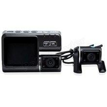 Dual Lens Camcorder I1000 Automobile DVR Della Macchina Fotografica HD 1080 P Dash Cam Registratore di Guida Con visione notturna Telecamere Posteriore Allwinner A20
