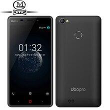 DOOPRO P1 Pro 4G Mobile Phone Android 6.0 RAM 2GB ROM 16GB Snapdragon MSM8909 5.0 inch Dual SIM 4200mAh battery Smartphone