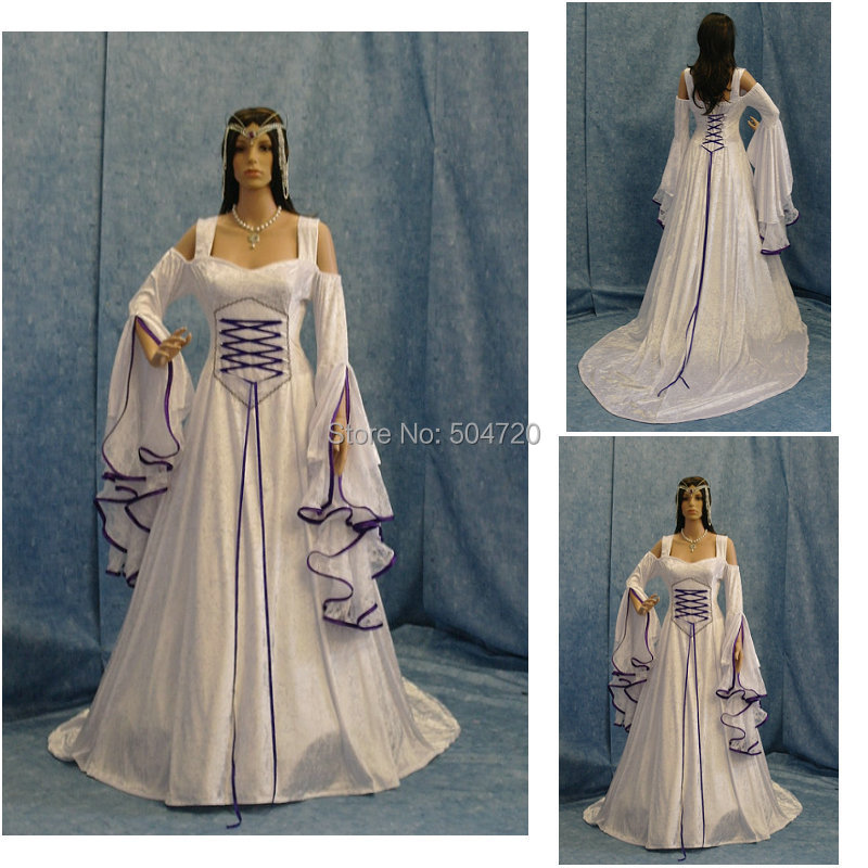 medieval wedding gowns - HD813×1242