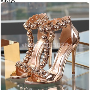 Ankle Strap Sandals Summer wom
