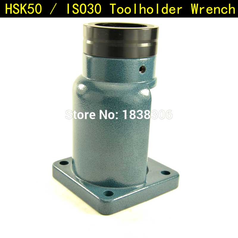 HSK50 ISO30 tool wrench holder Locking device / ball lock cutter with bearing pin vox mini3 g2 ivory