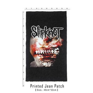 Image 5 - Bloodhoof Store Slipknot Rock And Roll Death Heavy Hardcore Punk Style Patch Designs Denim Jeans mens Jackets And Coats