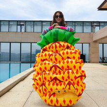 Giant Pineapple & Pizza Inflatable