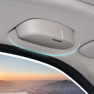 Image 1 - مخصصة سيارة نظارات حالة مربع ل BMW 1 2 3 5 سلسلة F30 F34 320 328 F07 F10 F11 520 528 X1 X3 X5 ، ، اكسسوارات السيارات 2010 2017