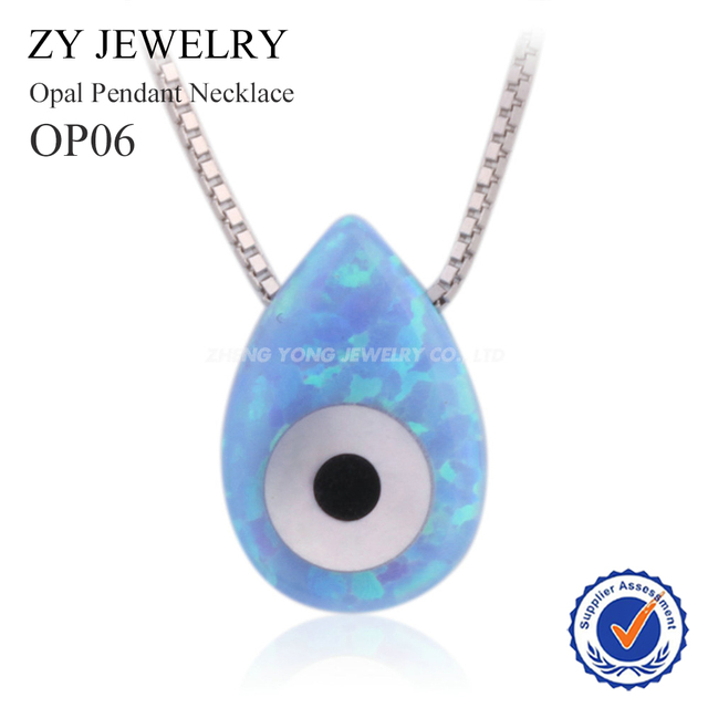 Many shapes 925 silver box chain necklace pear evil eye opal many shapes 925 silver box chain necklace pear evil eye opal synthetic op06 blue fire opal aloadofball Gallery