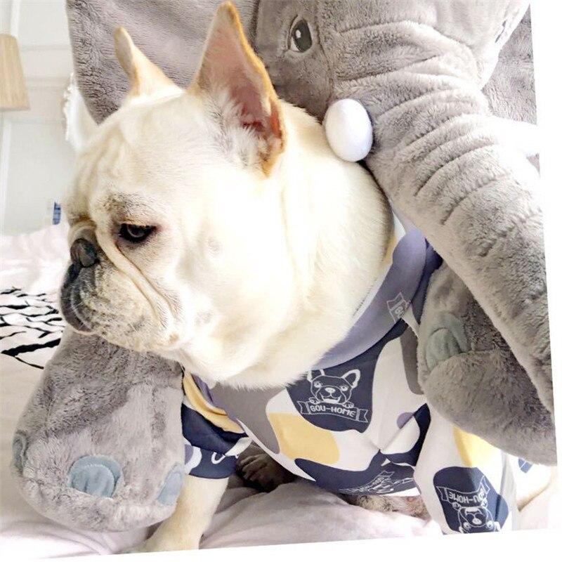 Warm Coat Hooded Pug Dog Sweatshirt