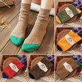 Moda Unisex Ocasional de Diseño Multi-Color de Moda Para Hombre Vestido de Calcetines de Algodón Calcetines de Las Mujeres