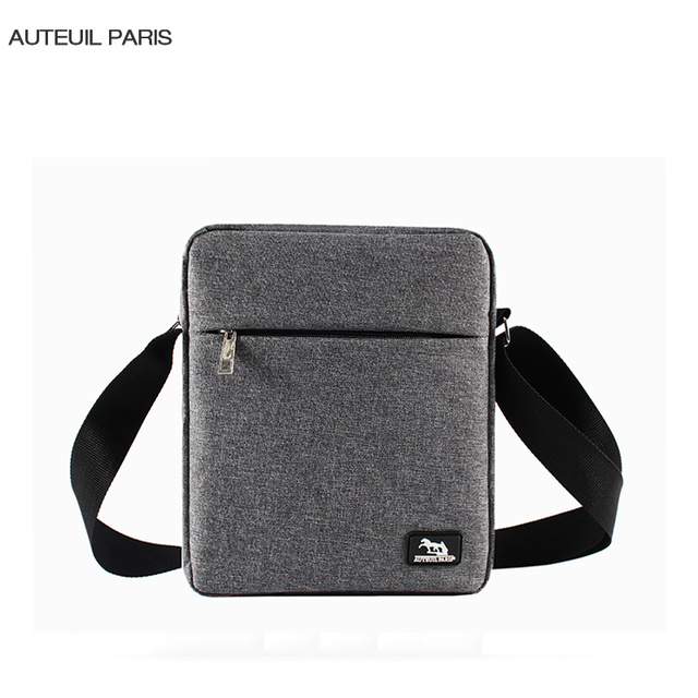 AUTEUIL PARIS New Arrival Shoulder Bag Unisex Messenger Bags High Quality Satchels Bags Designer Casual Crossbody Bag