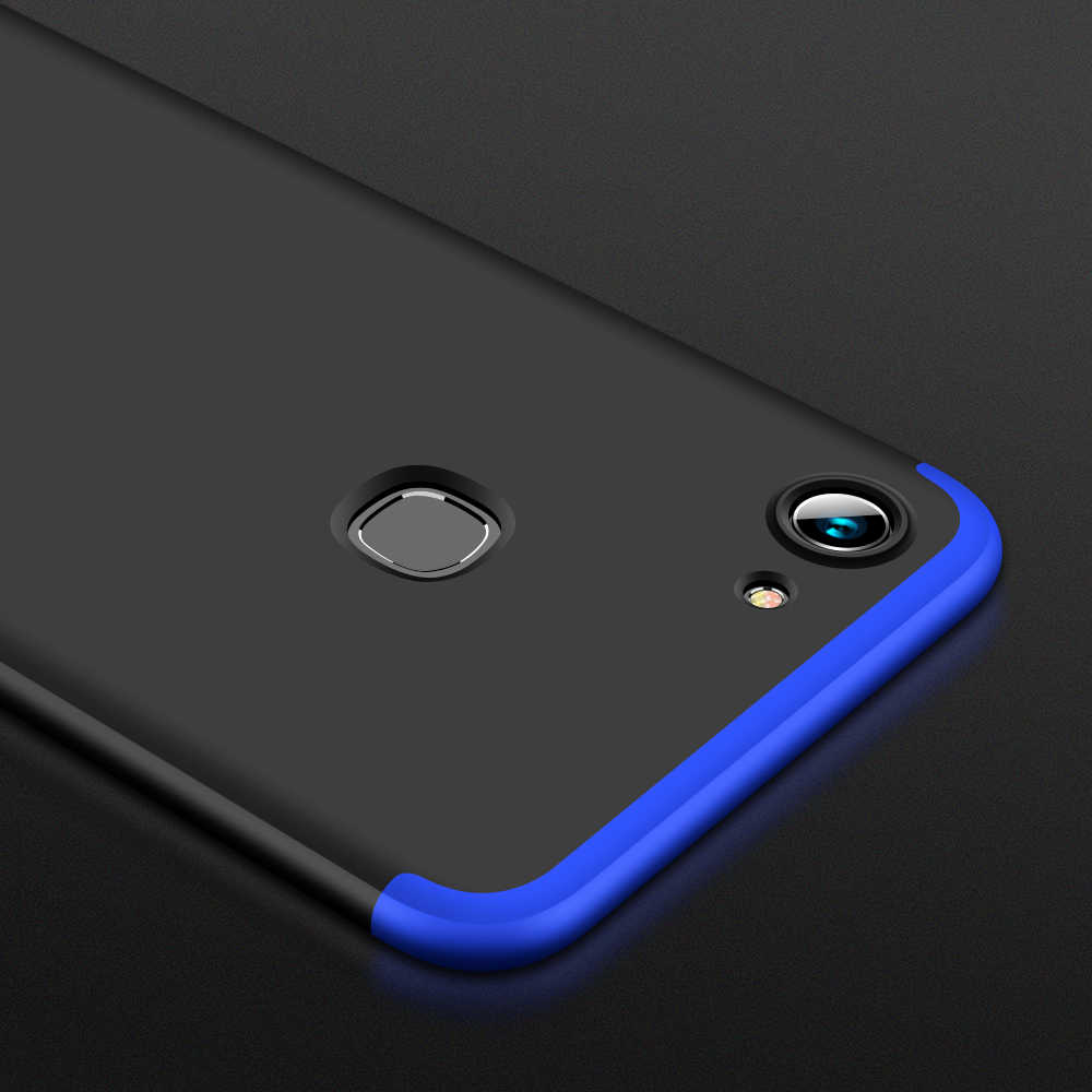 best loved f3acc 3f073 Vivo Y83 case cover 360 Full Protection Luxury Hard PC Back Cover for vivo  y83 phone cases coque funda 6.22