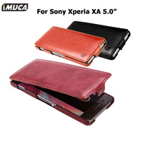 For Sony Xperia XA Case Cover Flip Leather Cases For Sony Xperia XA F3111 F3112 F3113