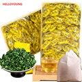 250g de grau Superior Chinês Anxi TiKuanYin chá Oolong Perda de Peso Chá Verde Tie Guan Yin Tieguanyin chá Fresco China saco + gift