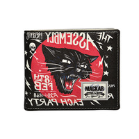 Small Wallet Short Women Hiphop Painting Thin Card Travel Wallet Women Small Saszetka Na Biodra Womens Wallets And Purses 50Z223