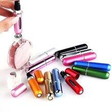 5ML Reizen Draagbare Navulbare Parfum Verstuiver Fles Scent Pomp Mini opslagtank Cosmetische Container Parfum Spray Fles