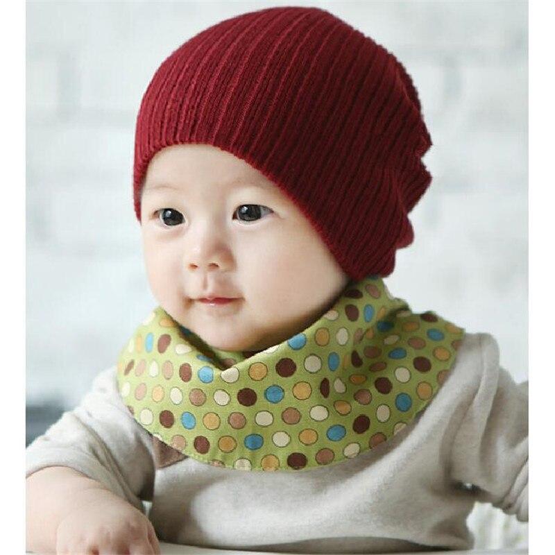 Fashion Baby Hat Crochet Kids Hat For Boys Children Hat For Girls