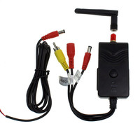 Waterproof Car Backup Camera 903W Realtime Video WIFI Transmitter for FPV Aerial Photography Backup Camera AV/DC/Aerial Interfac