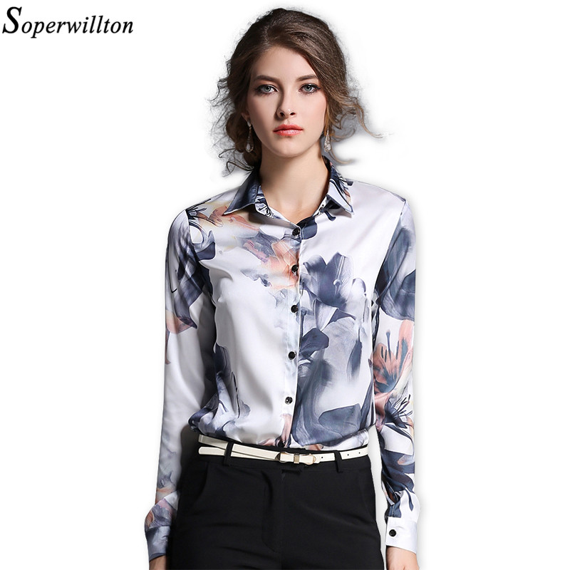 1c3ee8a257348 Buy cotton blouses womens silk blouses and get free shipping on  AliExpress.com