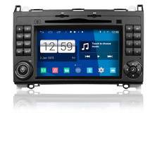 S160 Android Car Audio FOR MERCEDES-BENZ V-CLASS car dvd gps player multimedia navigation head unit device BT WIFI 3G