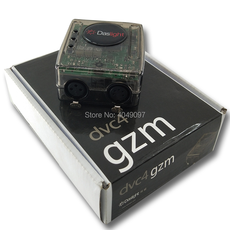 Daslight DVC4 GZM DMX Software Package Lighting Controller Disco DJ Stage Light 1536 Channel Dmx Console