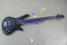 Wholesale Bass Guitars 4 strings Electric Bass High Quality Musical instruments(accept custom all kinds of color)