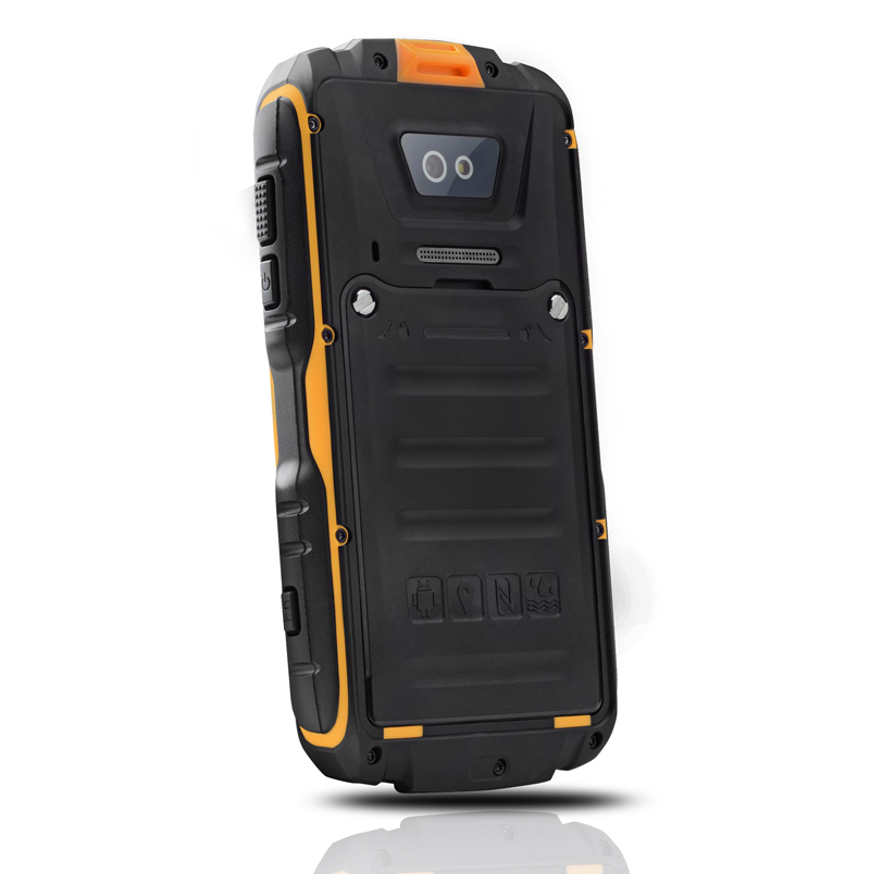 Original Ranger fone S18 impermeable a prueba de golpes a prueba teléfono robusto Android Smartphone MTK6735 Quad Core 4,5 2 GB RAM min 4G LTE GPS - 5