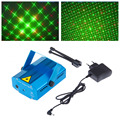 Hot vender mini magia lâmpada projedtor dj disco led light stage party luzes projetor laser show de iluminação show de luzes de led para festas