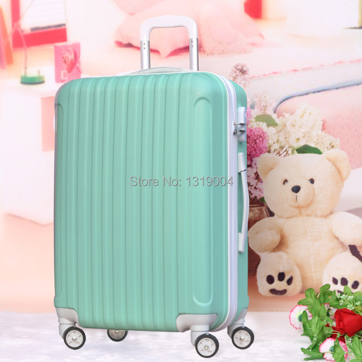 Aliexpress.com : Buy Female lovely travel luggage bag,cheap ...