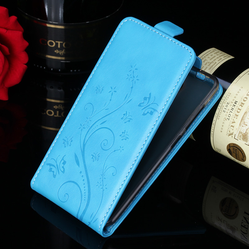 Stand Flip Cover For <font><b>Prestigio</b></font> <font><b>Grace</b></font> <font><b>Z5</b></font> PSP5530DUO 5.3&#8243; Embossing Vertical Leather PU <font><b>Case</b></font> Knurling Flowers <font><b>Phone</b></font> <font><b>Case</b></font> JRYH