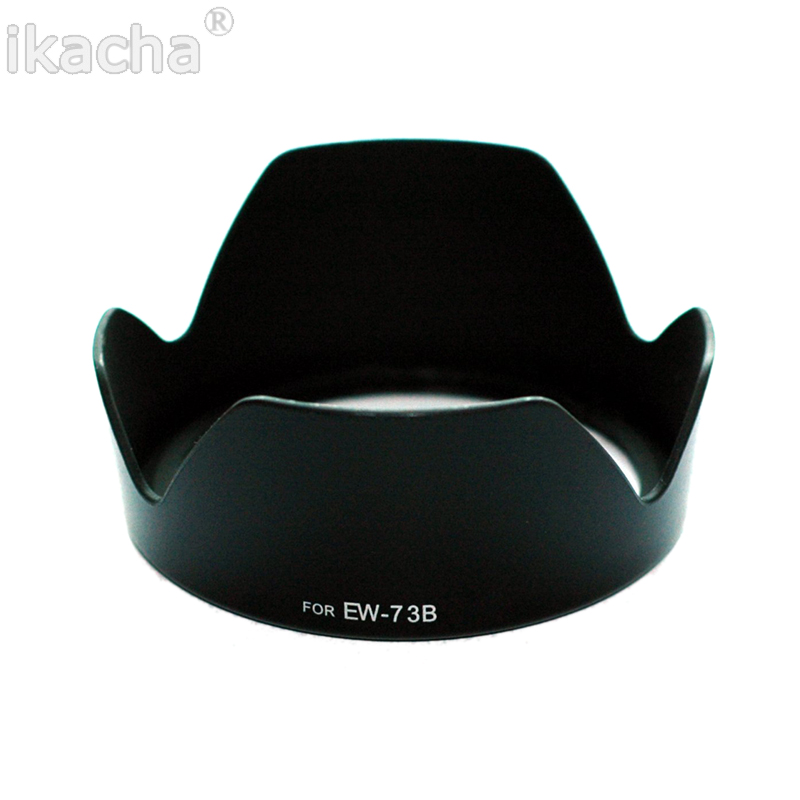 Hot Camera EW-73B Lens Hood 67mm for Canon EF-S 18-135mm f/3.5-5.6 IS STM Lens new original lens bayonet mount ring repair for canon ef s 18 55mm f 3 5 5 6 is stm lens without cable