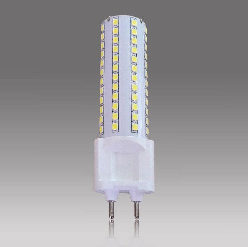Бесплатная доставка, 12 Вт <font><b>LED</b></font> <font><b>G12</b></font> свет лампы, Daywhite, AC85-265V, 108 шт. Epistar SMD2835 привело к заменить металлогалогенные лампы
