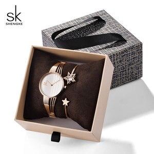 Shengke Creative Quartz Watch