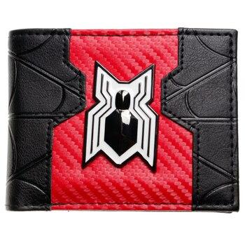 Бумажник с логотипом Человек паук