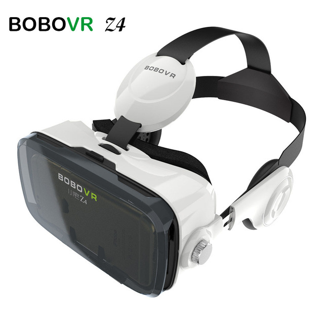 XiaoZhai bobovr z4 VR Виртуальная реальность 3D очки VR гарнитура VR шлем cardboad bobo коробка и Bluetooth контроллер - Цвет: only VR