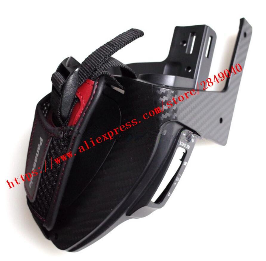 Pièces de réparation pour Panasonic AG-DVX200 4 K caméscope de poche poignée poignée poignée poignet sangle interrupteur coque boîtier Assy