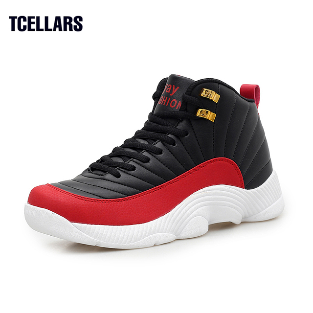 on sale ebf15 ffb19 Super hot brand high top casual shoes authentic cheap retro jordan 9 men  shoes comfortable outdoor quality shoes-in Men's Casual Shoes from Shoes on  ...