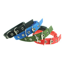 High Quality Colorful Foam Pet Collar Pet Dog Traction Ring 5Stalls to Adjust For Large And Small Dogs