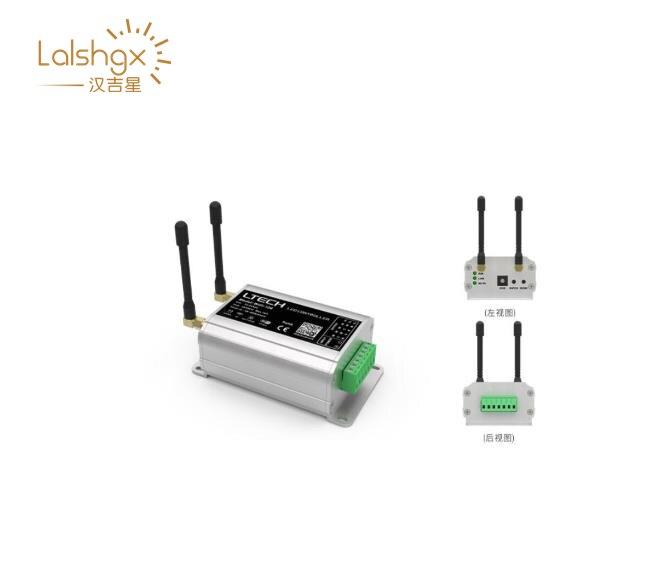WiFi 106 + f12 controle remoto led iluminação wifi controlador com dim, ajuste ct, rgb e rgbw mudando 4 em 1, além de 12 zonas controle - 2