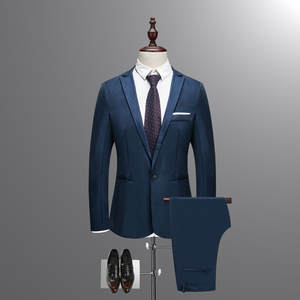 CW 2018 Wedding Blazer Business men's Dress suits