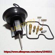 (1 set of $ 18)HMHonda CBR250RR MC22 motorcycle CBR22 Keihin carburetor repair kit Kit Configure plunger diaphragm assembly
