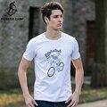 Pioneer Camp новая мода лето мужские футболки повседневная фитнес brand clothing футболки мужчин смешные Футболки мужчины лучшие качества 620022