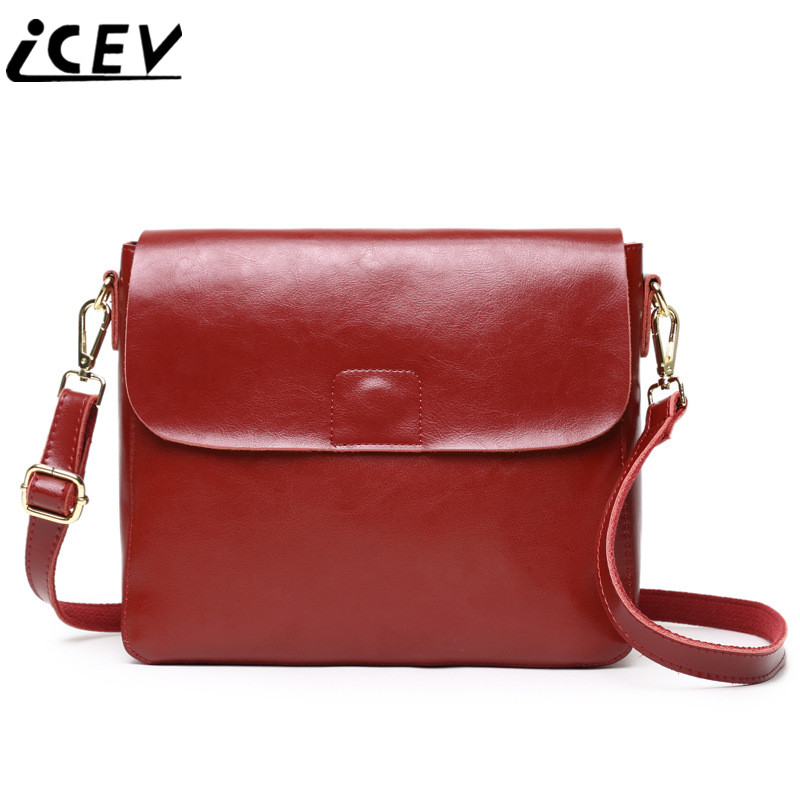 ICEV New Fashion Brand Chain Flap Bag Ladies High Quality Crossbody Bags for Women Messenger Bags Handbags Women Famous Brands hanup new high quality women clutch bag fashion pu leather handbags flap shoulder bag ladies messenger bags crossbody purse