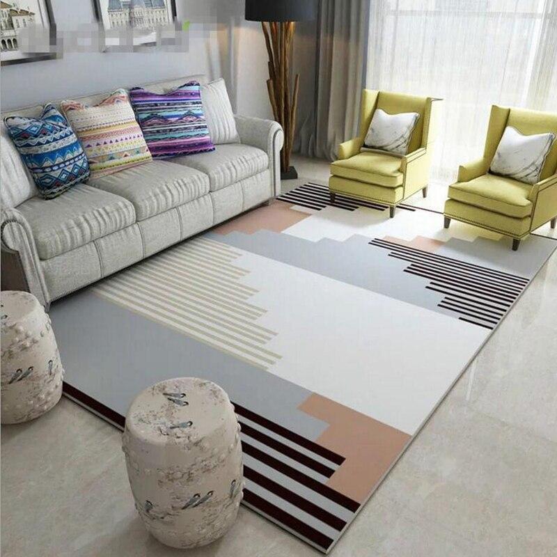 Floor Mat Washable Anti Slip Area Rug