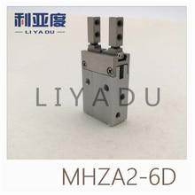 Тип SMC MHZA2-6D небольшой параллельный открытый и закрытый