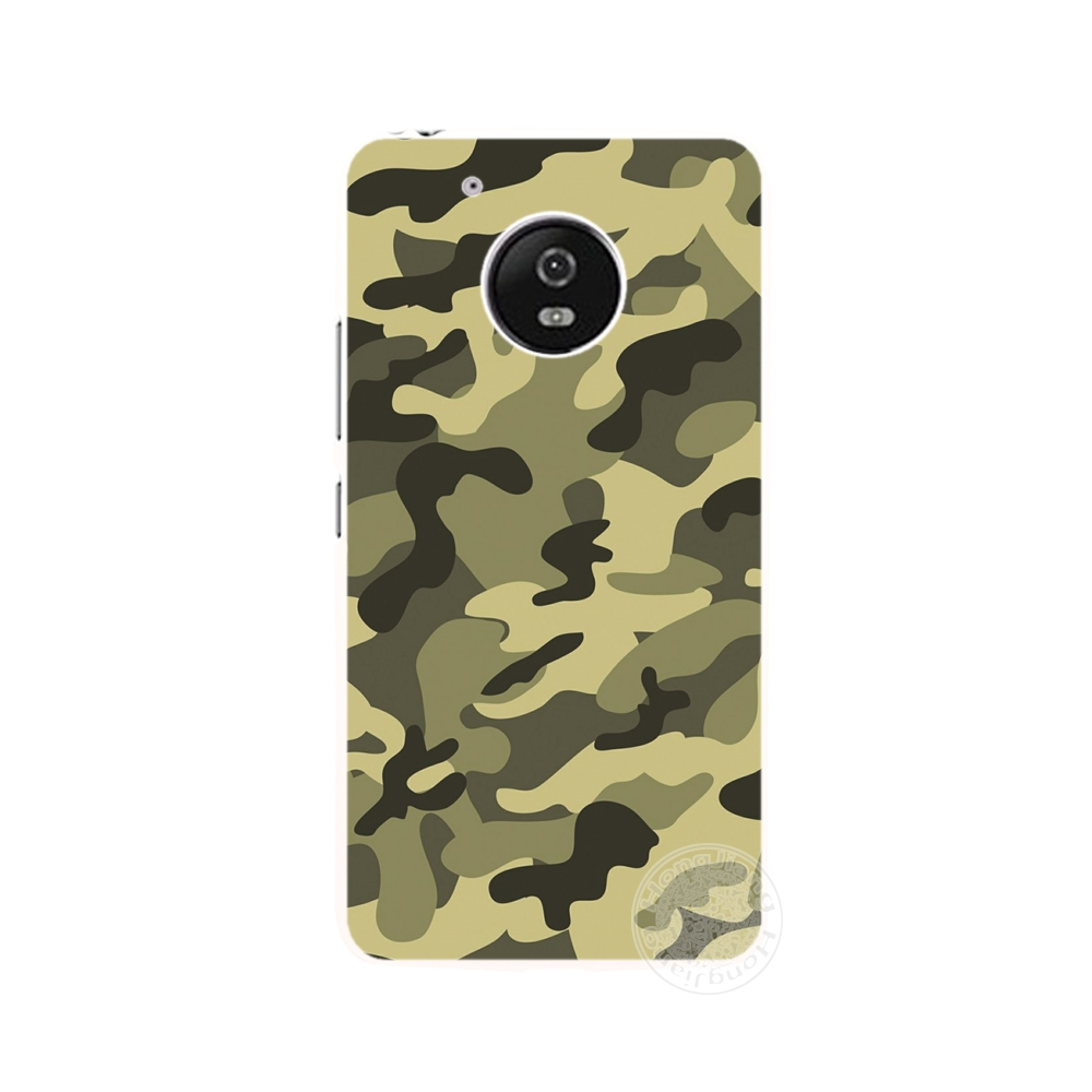 US $1 61 45% OFF HAMEINUO army green Camouflage Camo case cover for For  Motorola moto G6 G5 G5S G4 PLAY PLUS ZUK Z2 pro-in Half-wrapped Cases from