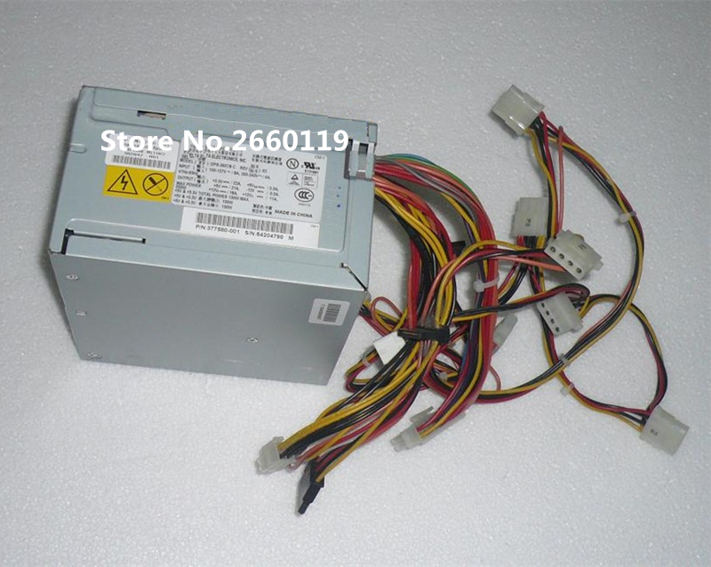 Server power supply for ML110G2 ML310G2 382097-001 377580-001 DPS-350TB C fully tested цены
